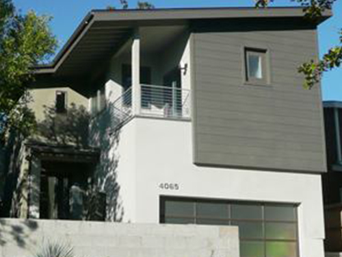 LEED Project: Studio City Home